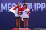 Perolehan medali Indonesia kian kokoh di posisi kedua