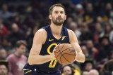 Cavaliers akan melepas Kevin Love