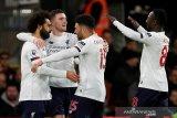 Liverpool melenggang bawa pulang tiga poin  dari Bournemouth