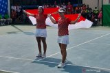 Petenis Beatrice/Jessy raih emas SEA Games 2019