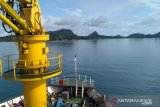 Sabuk Nusantara 83 tunda sandar di Tambelan