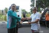 Pemkab Ogan Komering Ulu  dapat bantuan satu unit truk sampah
