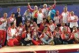 SEA Games 2019 -- Mempertahankan asa di peringkat kedua