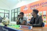 PSS Sleman bersyukur dapat satu poin dari Persib Bandung