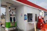 SPBU di rest area Tol Sumatera baru sediakan pertamax dan biosolar