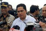 Erick Thohir minta karyawan Garuda Indonesia jalankan tugas seperti biasanya