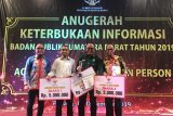 PKS Sumbar raih  peringkat pertama partai paling informatif