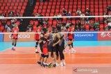Singkirkan Myanmar, Tim voli Indonesia tantang Filipina di final