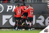 Dua gol Mbaye Niang bawa Rennes tundukkan Angers