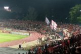 Kecewa perlakuan oknum panitia, wartawan boikot post match Perseru Badak Lampung-Persija