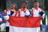 Indonesia stays at fourth ranking in Manila's SEA Games