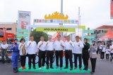 Polda Lampung gelar jalan sehat keluarga