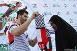 Warga Kota Mataram titip bantuan untuk Palestina lewat ACT