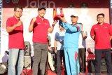 Telkomsel semarakkan HUT NTB ke-61 bersama ribuan warga Lombok