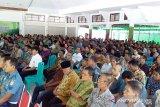 Bupati imbau tokoh agama awasi penggunaan dana desa
