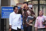 Ahok ke Istana urus impor migas, kata Jokowi