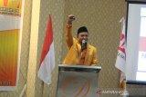 Hanura Lombok Tengah mengapresiasi Mirwan Amir tantang OSO dalam Munas III