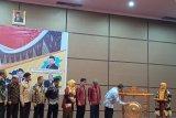 SPI PTN dan LL Dikti se-Indonesia rapat kerja di Padang