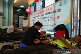 Peringati HUT ke-59, Jasa Raharja Sultra gelar donor darah
