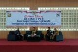 Komisi II DPR ingatkan penyelenggara pemilu agar bertanggung jawab