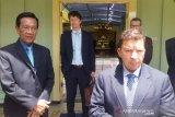 Delegasi Republik Ceko temui Sultan membahas kerja sama KA bandara
