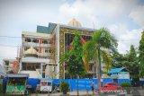 Gedung baru RSUD Murjani Sampit diharapkan segera rampung