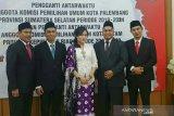 Pengamat: Komisioner baru KPU Palembang pulihkan  kepercayaan publik