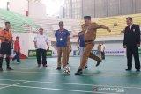 Gubernur Cup Futsal III 2019 optimalkan pembinaan, kata Sekda Kalteng