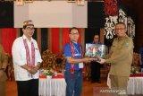 Gubernur Sutarmidji berharap Dayak Nasional Union Sarawak Malaysia bantu promosikan wisata