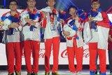 Tim AOV Indonesia sumbang perak kedua di cabang esports