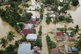 Banjir Limapuluh Kota, sembilan sekolah terdampak namun tidak libur
