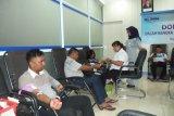 Donor darah dan pengobatan gratis dari Jasa Raharja NTT