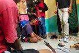 Polresta Mataram menggerebek rumah pengedar sabu-sabu