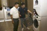 Mesin cuci berbasis IoT cocok untuk usaha jasa laundry