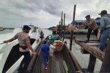 Satgas Tanggap Bencana Polri tiba di Tambelan