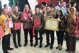 Palangka Raya terima penghargaan kota peduli dengan HAM 2019