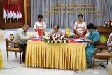 Pemerintah Indonesia serahkan rumah sakit di Rakhine State pada Myanmar