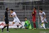Kalah 0-3 daru Vietnam, Indonesia harus puas dengan medali perak