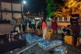 Ribuan botol miras Cap Tikus disita Polda Maluku Utara