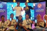 Bank Indonesia meluncurkan program generasi non tunai NTB
