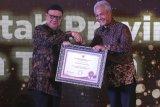 Jawa Tengah, provinsi terbaik dalam merespons pengaduan