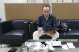 WN Chile ditahan Polda Bali bawa 77,26 gram sabu cair