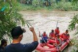 Korban hanyut di Sumatera Barat ditemukan tewas di Jambi