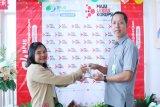 BP Jamsostek Cabang Sampit dan tenaga kerja kompak dukung gerakan antikorupsi