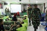 Kodam XVII/Cenderawasih gelar baksos peringati hari Juang TNI