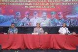 Wakapolda Lampung pimpin penandatanganan pakta integritas