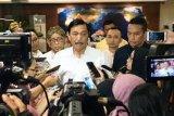Luhut minta konsultan Indonesia bisa evaluasi kereta semicepat Jakarta-Surabaya