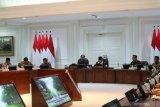Presiden Jokowi: Kartu Pra-Kerja bukan untuk gaji pengangguran