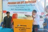 Pertamina membantu kelompok wanita nelayan di Mataram