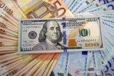Dolar AS melemah tertekan data ekonomi mengecewakan